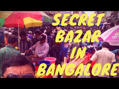 Bangalore's Chor Bazaar