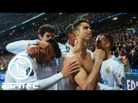 Previewing the epic Champions  real madrid