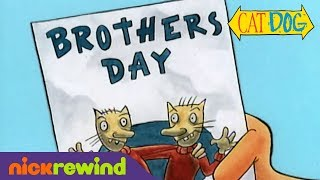 Another exasperating brother's day for cat | catdog | the splat