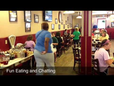 A Tour Of Longstreet Cafe On A Rainy Day In Gainesville Georgia