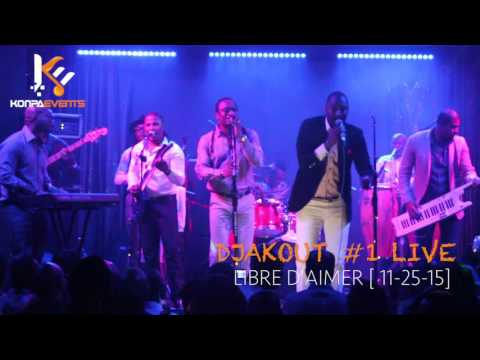 Djakout #1 & Polo - Libre D'aimer Live @ Tatiana Night Club [ Nov 25-15 ]
