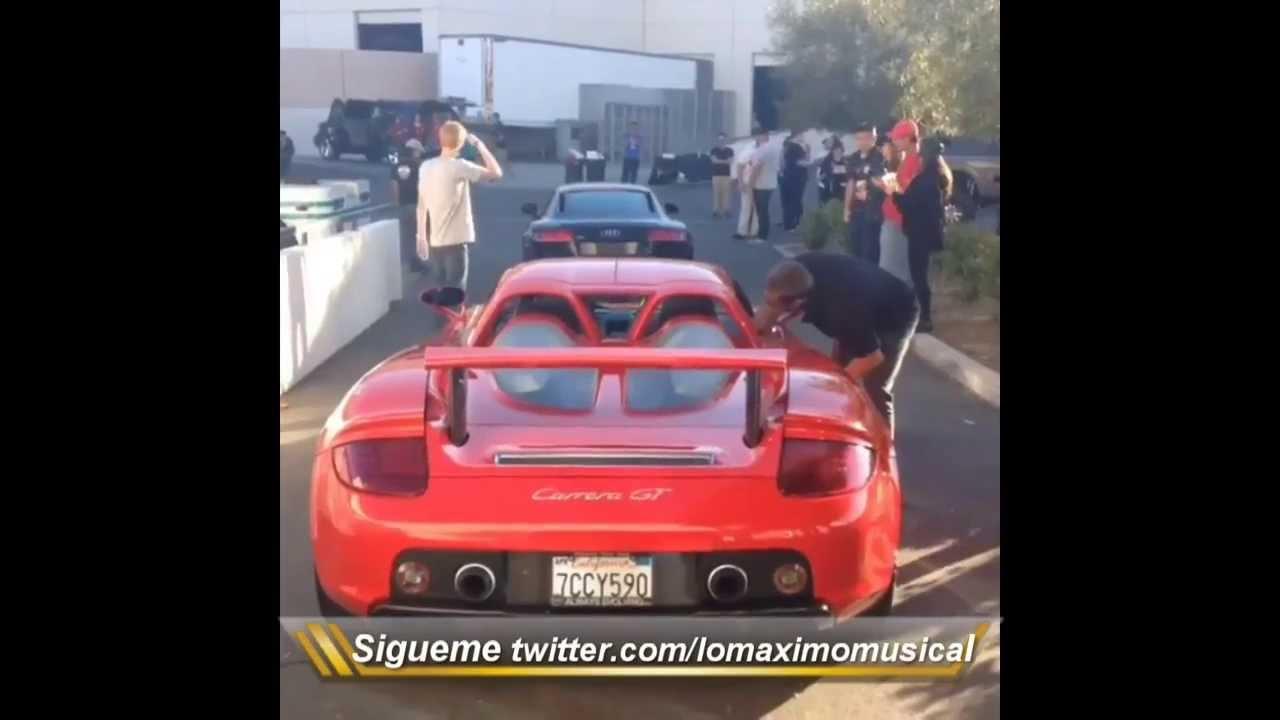 Carro Del Accidente De Paul Walker (Brayan Oconer) - YouTube