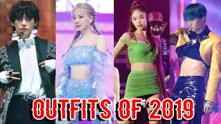 Most ICONIC and CONTROVERSIAL KPOP OUTFITS OF 2019!