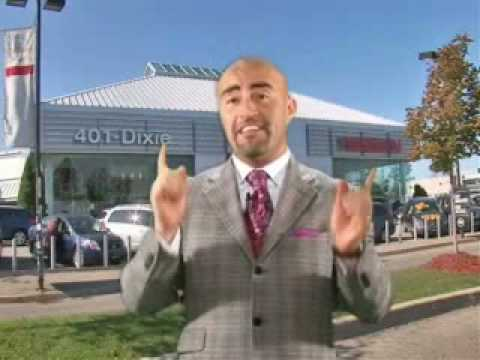 401 dixie nissan pvw.wmv - YouTube