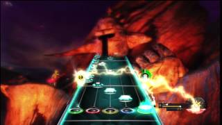 Guitar Hero: Warriors of Rock - Final Boss Battle - Expert Guitar (60 FPS)