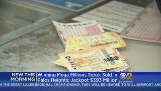 Mega Millions Winner In Chicagoland