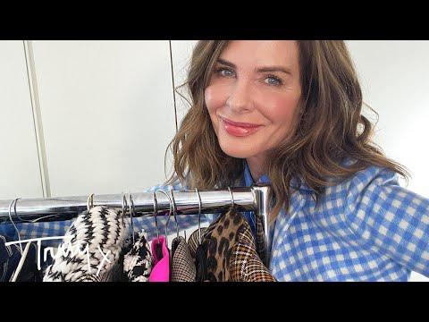 Closet Confessions: How To Wear Checks | Fashion Haul | Trinny