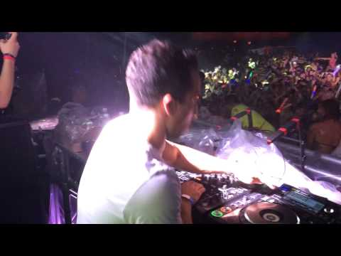 Mednas @ Guvernment Toronto, Ontario July 5th 2014 Final Glow Paint