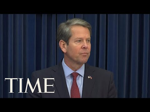 Brian Kemp Resigns As Secretary Of State After Claiming Victory In Georgia Governor's Race | TIME