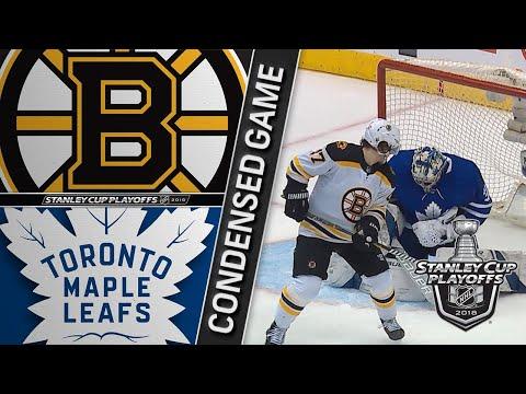 04/16/18 First Round, Gm3: Bruins @ Maple Leafs
