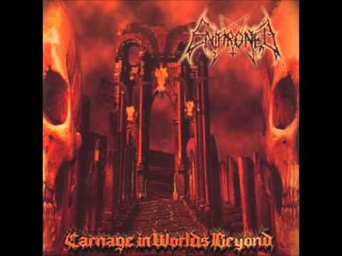 Enthroned - Carnage In Worlds Beyond (Full Album) thumb
