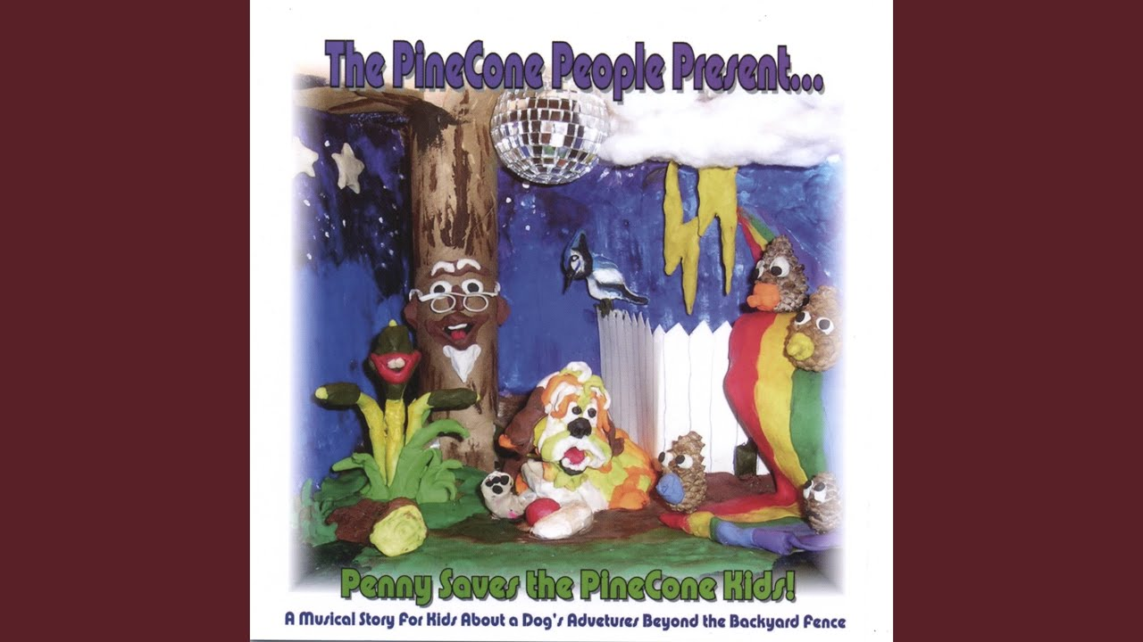 penny and the pinecone people youtube