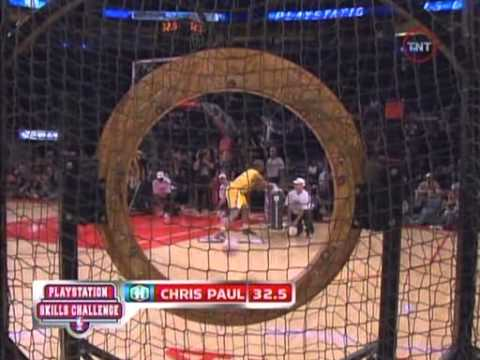 NBA All-Star Games 2006 - Shooting Stars Skills Challenge