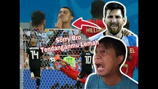 Video LUCU, Komentar isal gorapu melihat Messi gagal eksekusi penalti 😂😁 download MP3, 3GP, MP4, WEBM, AVI, FLV Oktober 2018