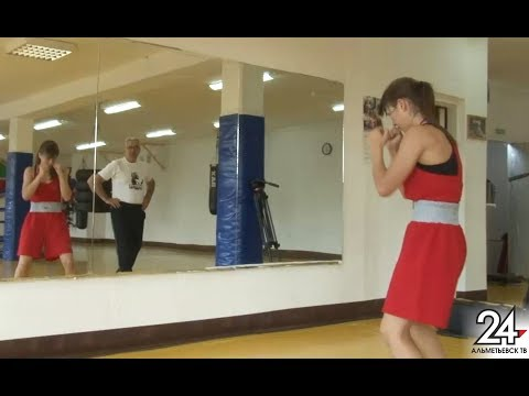 Девушка-боксер из Альметьевска мечтает о Первенстве Европы