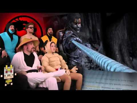 Mortal Kombat X: VGA Edit |