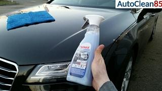 Sonax Xtreme Brilliant Shine Detailer / Car Detailing