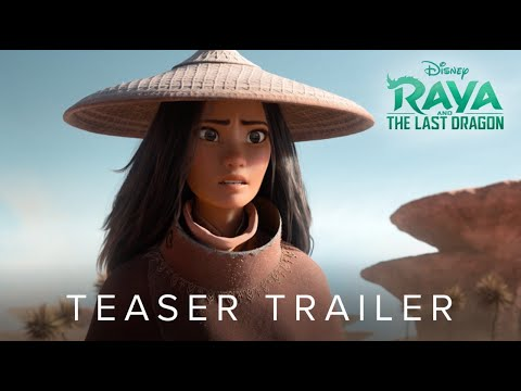 Disney's Raya and the Last Dragon | Official Teaser Trailer
