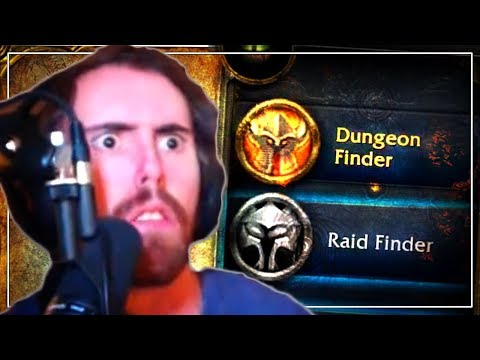 "Asmongold Tries Out Classic WoW: ""This is too hard"" (Best of Asmongold Ep. 111)"