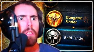 Asmongold Tries Out Classic WoW: