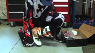 How To Break In New Motocross Boots