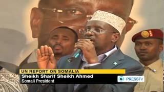 UN: Sheikh Sharif  is Corrupt Somali President Thumbnail
