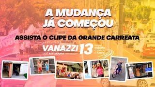 GRANDE CARREATA VANAZZI E ARY MOURA 13!