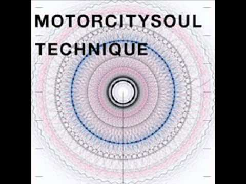 Motorcity soul 'Movement & Motion' feat. Marlene Johnson