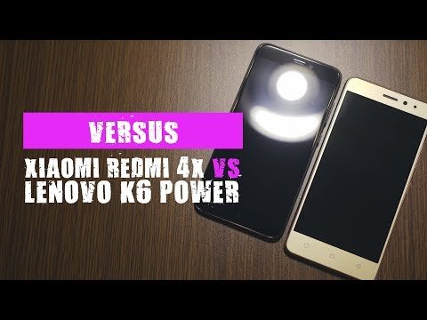 Xiaomi Redmi 4x VS Lenovo K6 Power - Komunitas vs Kredibilitas - indonesia
