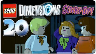 Let's Play LEGO DIMENSIONS Part 20: LEGO Scooby-Doo
