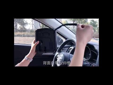 Car Air Compressor Pump Digital Tire Inflator DC 12V 120W 150 PSI Car Air Pump with Auto Shut Off
