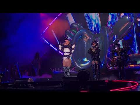 Katy Perry - ET ET  Witness the Tour São Paulo Brazil  at Allianz Parque
