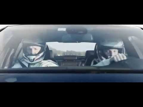 Bmw Presents The Fastest Christmas Card In The World Youtube