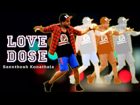 Love Dose | Yo Yo Honey Singh, Urvashi Rautela | SK Choreography