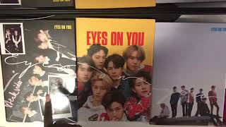 Baixar Unboxing GOT7 갓세븐 8th Mini Album Eyes On You 아이즈온유 (Eyes, On & You Ver.