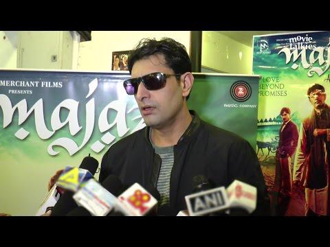 Tum Bin Actor Priyanshu Chatterjee Talks About His Upcoming Movie Majaz