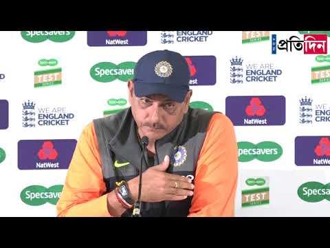 Team India coach Ravi Shastri slams critics