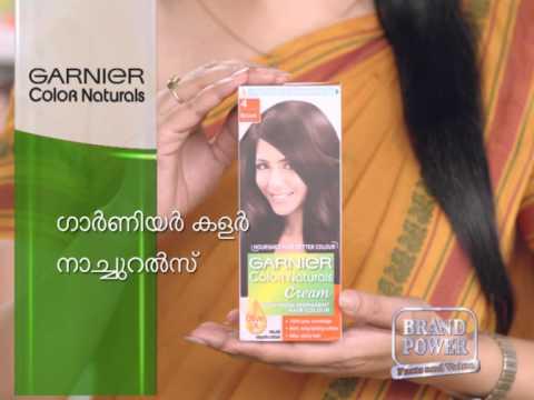 Garnier Color Naturals Tv Ad 20secs Malayalam Youtube