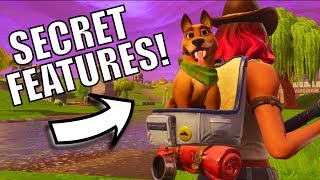 These New PET Back Blings Have SECRET FEATURES! | Fortnite Season 6