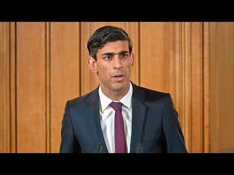 Rishi Sunak unveils financial help for self-employed, but admits it will not be available until June