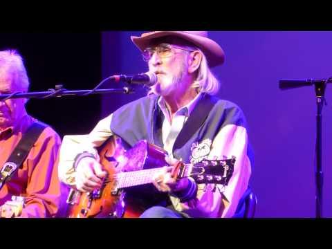 Don Williams - Some Broken Hearts Never Mend (Houston 11.13.14) HD