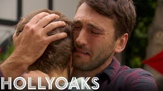 Hollyoaks: Damon Believes Brody