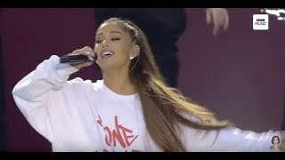 Download Video Ariana Grande - Side to Side Live (One Love Manchester) MP3 3GP MP4