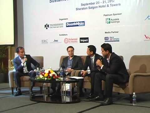 Private Equity Conference 2012 1.3 in Vietnam