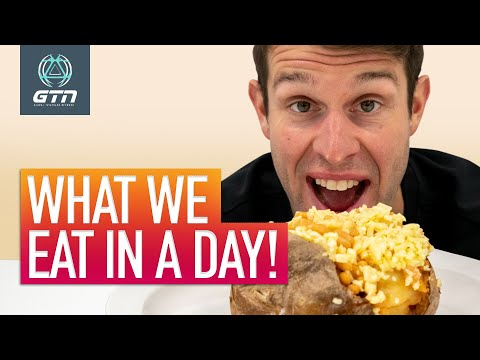 What Do We Eat In A Day? | Mark & Heather's Daily Diet & Nutrition