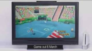 New Play Control! Mario Power Tennis UK Commercial