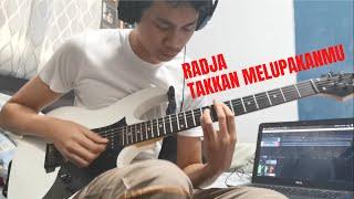 Radja - Takkan Melupakanmu | Dinplaysguitar (Guitar Cover)