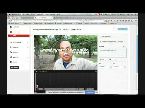 #LTBJS How To Get Traffic To Your YouTube Video In 5 Minutes