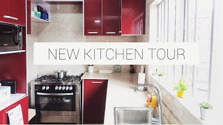 KITCHEN TOUR | NIGERIAN KITCHEN