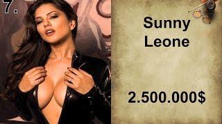 TOP 10 najbogatijih porno glumica